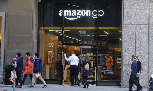 Die USA werden wohl gegen Amazon eine wettbewerbsrechtliche Untersuchung einleiten