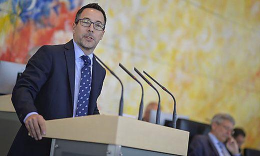 Markus Malle geht seinen eigenen Weg und brüskiert damit Peter Kaiser und die SPÖ