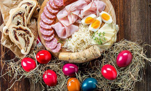 Osterjause gesund aufpeppen
