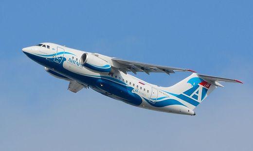 Russisches Passagierflugzeug mit 71 Menschen abgestürzt