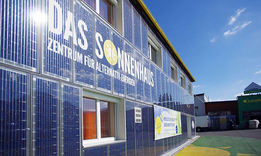 Auch das Sonnenhaus der Stadtwerke Kapfenberg ist gesperrt