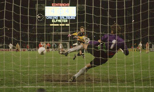 1994-03-15 / UEFA CUP / SGE EINTRACHT FRANKFURT - SV AUSTRIA SALZBURG