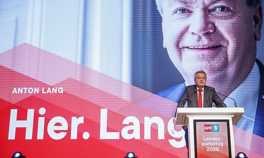 LANDESPARTEITAG DER SPÖ STEIERMARK: ANTON LANG