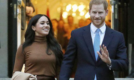 Meghan und ihr Prinz