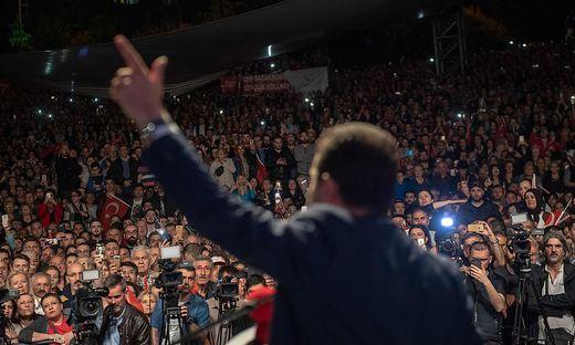 Erdogan verfügte Annullierung von Istanbul-Wahl