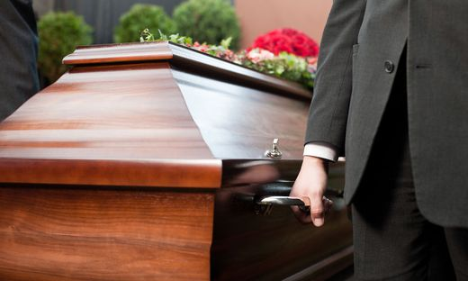 Der Tod eines Angehörigen ist immer eine sensible Phase, die Gesetzeslücke macht die Situation nicht leichter