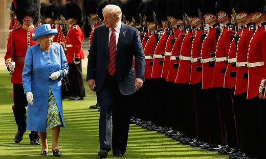 BRITAIN-US-DIPLOMACY-TRUMP