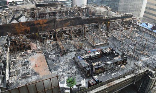 Feuer bei Geburtstagsparty in Mumbai: Mindestens 15 Tote