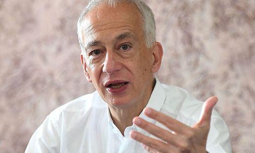 Caritas-Chef Michael Landau