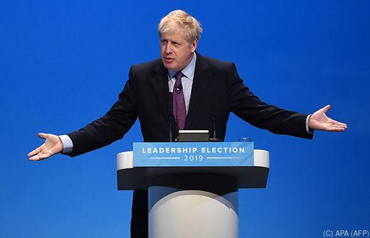 Heftiger Streit mit Freundin: Polizeieinsatz bei Boris Johnson