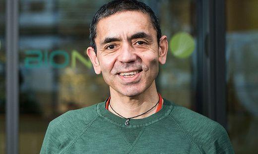 Biontech-Chef Ugur Sahin