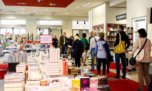 Der heimische Buchhandel konnte im September wieder Verkaufszuwächse verzeichnen