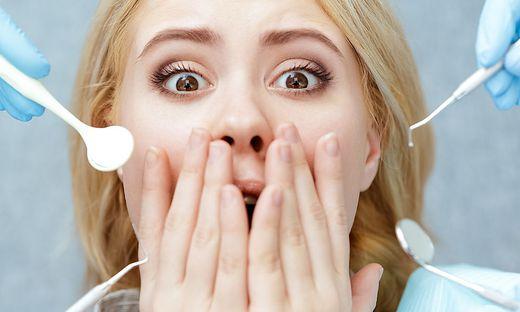 Angst vorm Zahnarzt?