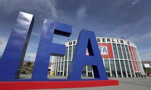 Die IFA in Berlin ist eine der wichtigsten Messen für Unterhaltungselektronik