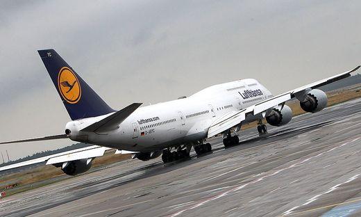 Lufthansa setzt ihre Flüge nach China bis Ende März aus