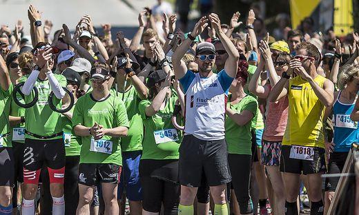 300 Teilnehmer starteten im Vorjahr beim Südkärntner Lebenslauf. Läufer und Geher sind willkommen