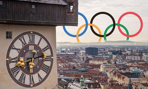 Die Olympia-Bewerbung wurde zurückgezogen