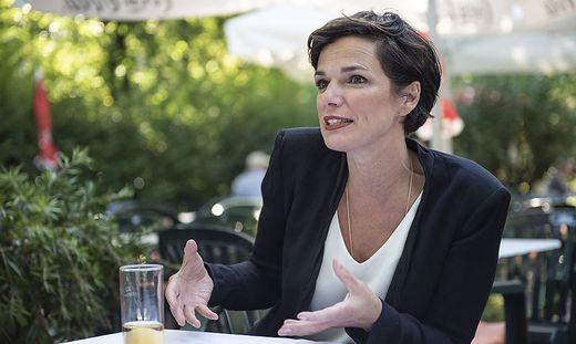 Interview Rendi-Wagner