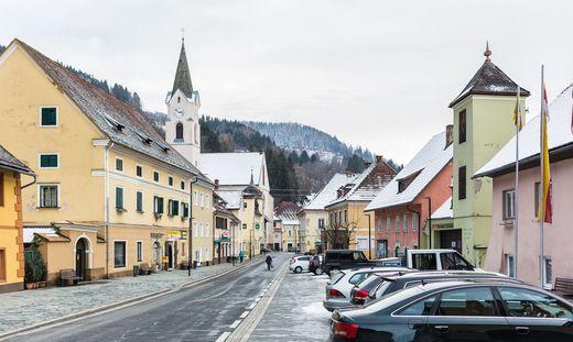 Hüttenberg verliert seit Jahren an Bevölkerung, Klagenfurt gewinnt
