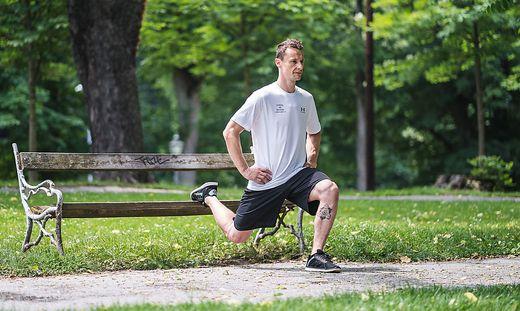 Wie Sie effektiv im Park trainieren können