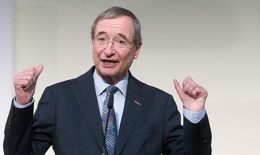 Eurochambres-Präsident Christoph Leitl