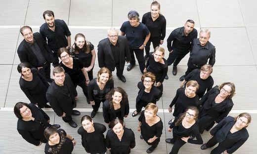 Chor der Stadtpfarrkirche Graz