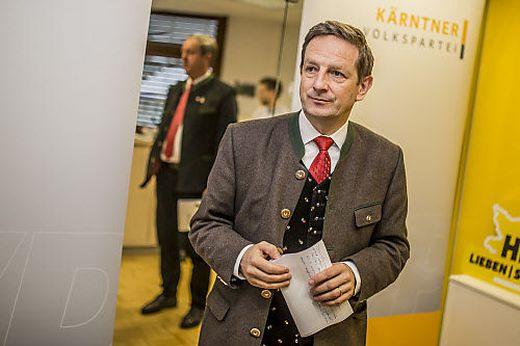 ÖVP-Spitzenkandidat Christian Benger setzt für den Landtagswahlkampf auf Neues