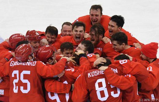 Olympia 2018: Wann ist das Eishockey-Finale?