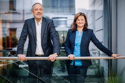 Susanne Riess und Wolfgang Hanzl