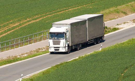 War die Zufahrt durch Lkw schon immer möglich?