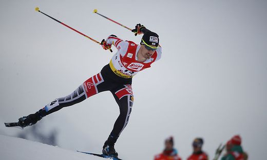 NORDIC COMBINED - FIS WC Seefeld