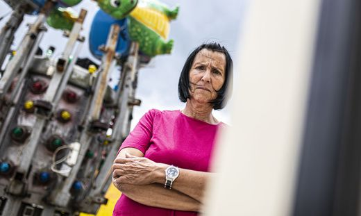 Tatjana Malle KiN Kaerntner In Not Klagenfurt Juni 2020