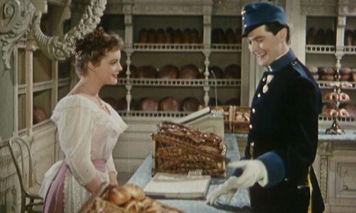 """""""Die Deutschmeister"""", Regie: Ernst Marischka, A 1955"""