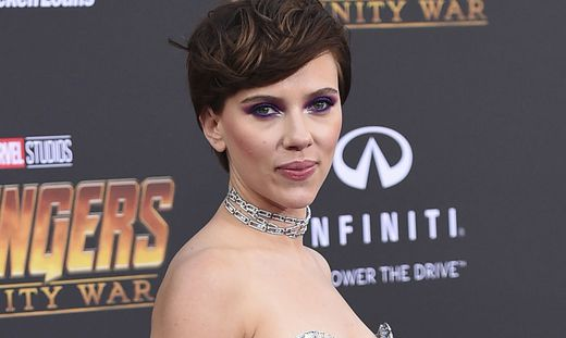 Scarlett Johansson springt von ihrer Rolle in