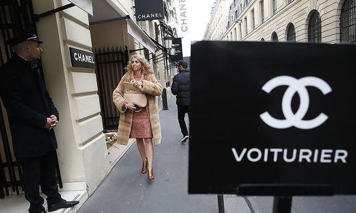 Chanel-Headquarter in Paris