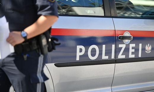 Die Polizei Bruck rückte aus und konnte den Mann festnehmen