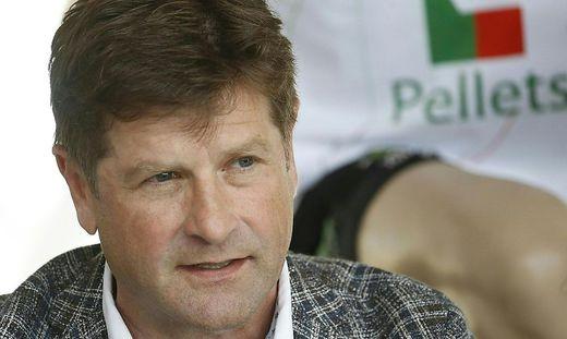 WAC-Präsident Dietmar Riegler hat Visionen
