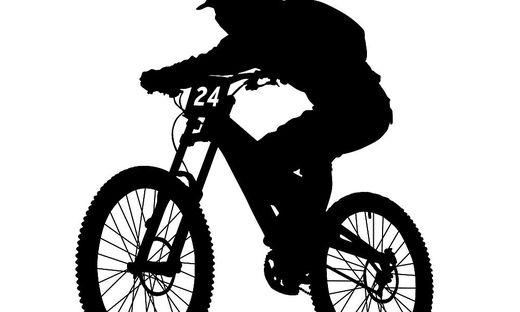 Der Schüler stürzte mit dem Mountainbike (Symbolfoto) schwer