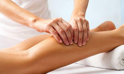 Themenbild Massage