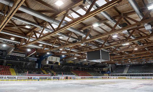 Die Black Wings dürfen nicht mehr in die Eishalle