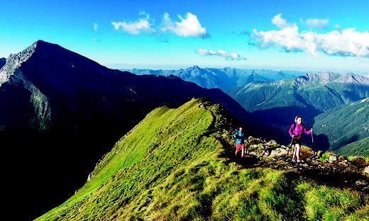 Mehr als im vergangenen Sommer, als vor allem Betriebe an Seen bestens gebucht waren, sollen heuer alpine Regionen in den Marketing-Fokus rücken