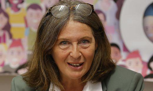 KPÖ-Frontfrau Elke Kahr