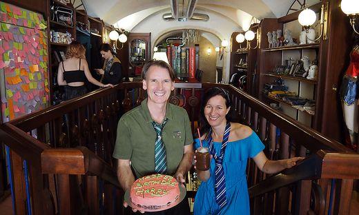 Harry Potter Cafe Auf Der Speisekarte Steht Sogar Kakerlakenschwarm