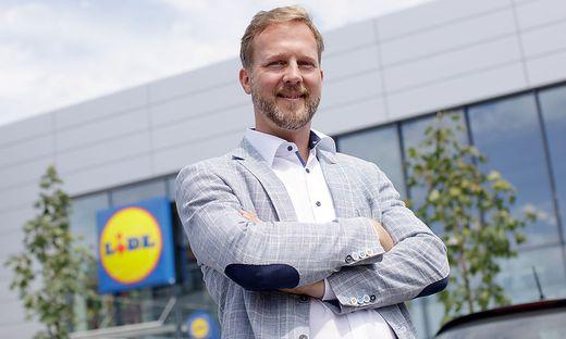 Lidl-Chef Christian Schug