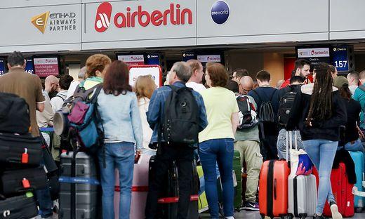 Air Berlin streicht Flüge
