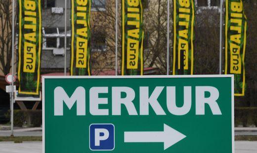 In Österreich ersetzte Rewe Merkur durch die Marke Billa Plus
