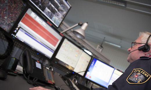 Die nun in die Schlagzeilen geratene Landesleitzentrale Steiermark der Polizei ist ein Pilotprojekt