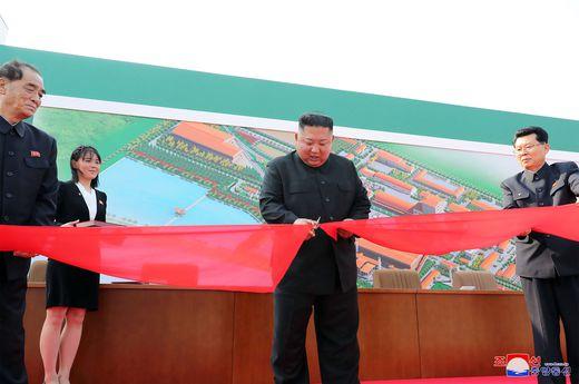 Es ist nicht das erste Mal, dass Nordkoreas Kim abtauchte. 2014 war er fast sechs Wochen von der Bildfläche verschwunden