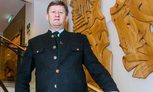 Eduard Zentner ist neuer Landarbeiterkammer-Präsident.
