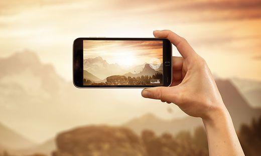 Nicht zuletzt das Smartphone hat unseren Blick auf die Welt der Alpen verändert